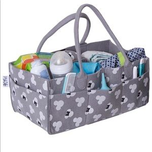 Mickey and Minnie baby caddy organizer